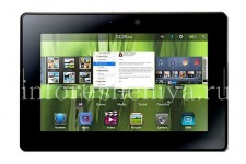 Tablet computer BlackBerry PlayBook, Black, 64GB