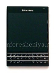 Buy الهاتف الذكي BlackBerry Passport, أسود (أسود)