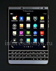 Buy Smartphone BlackBerry Passport, Silver Edition (Silver)