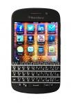 الهاتف الذكي BlackBerry Q10, أسود (أسود)