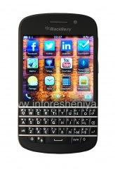 Купить Смартфон BlackBerry Q10, Черный (Black)