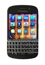 Shop for teléfono inteligente BlackBerry Q10