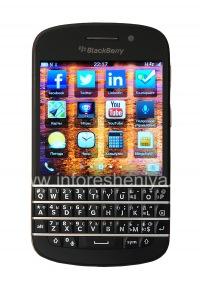 Купить Смартфон BlackBerry Q10