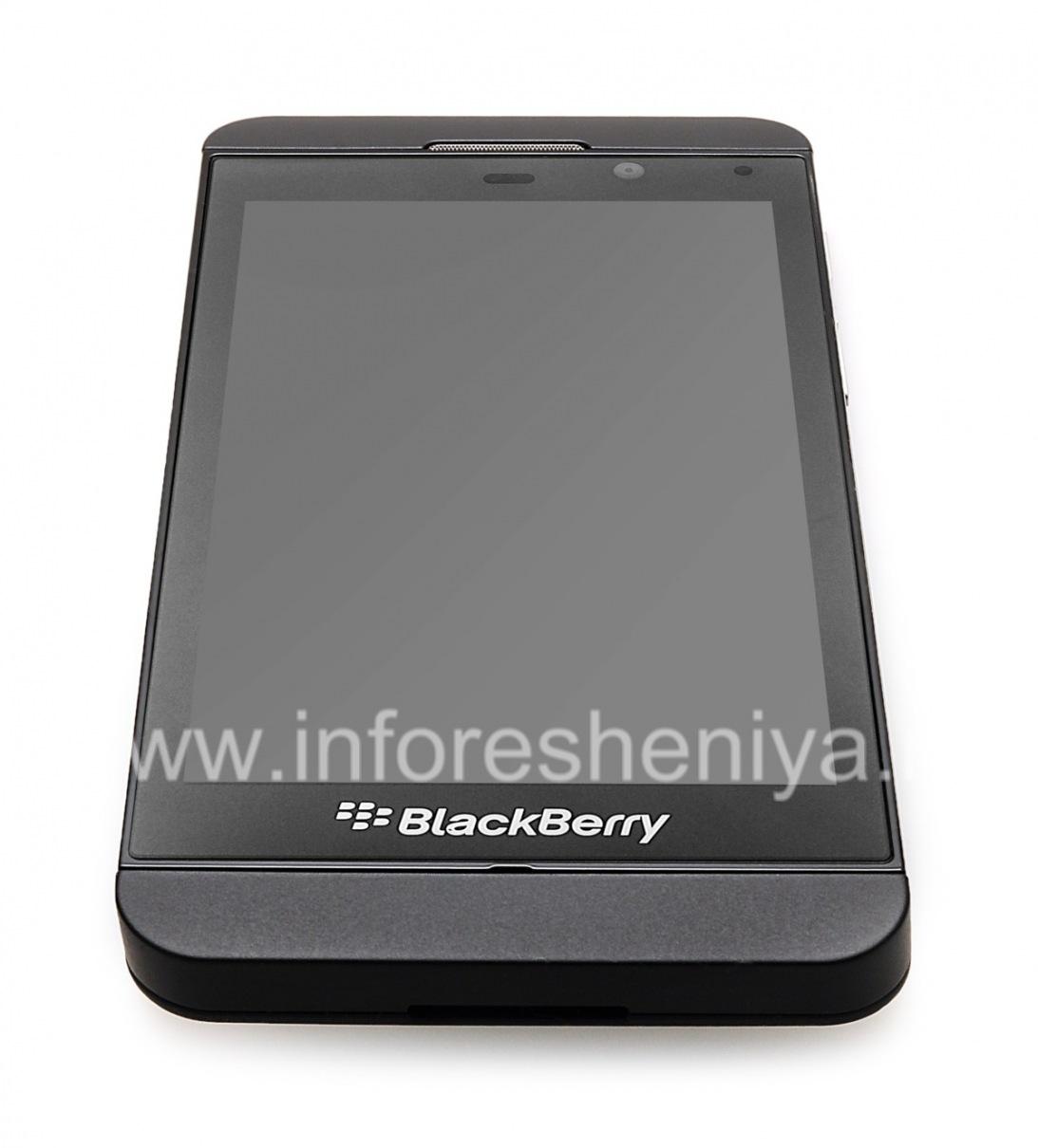 ... Photo 10 — Smartphone BlackBerry Z10, Black ...