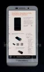 Shop for Smartphone BlackBerry Z30