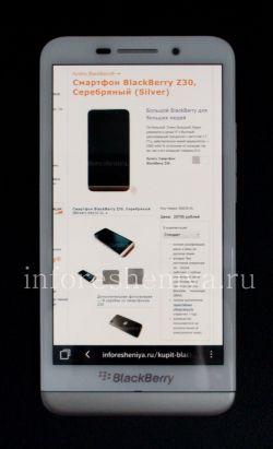 Купить Смартфон BlackBerry Z30