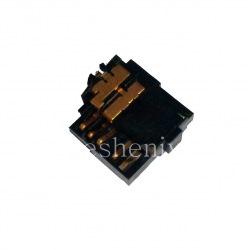Audio-Buchse (Kopfhörerbuchse) T12 für Blackberry
