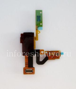 Buy 音频插孔(耳机插孔),T13在装配与BlackBerry Z10 / 9982传感器的接近/环境光及锁定按钮