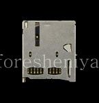 slot kartu memori (Memory Card Slot) T8 untuk BlackBerry
