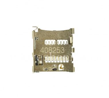 Купить Слот карты памяти (Memory Card Slot) T9 для BlackBerry