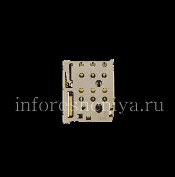 Разъем для сим-карты (SIM-card Connector) T12 для BlackBerry