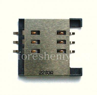 Купить Разъем для сим-карты (SIM-card Connector) T3 для BlackBerry