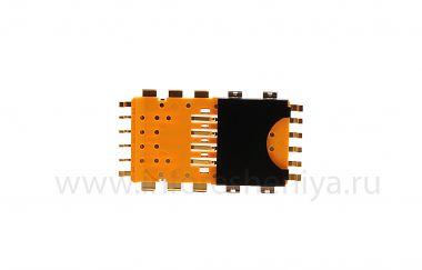 Buy Steckverbinder für SIM-Karten (SIM-Kartenanschluss) T5 für Blackberry