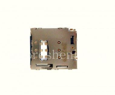 Купить Разъем для сим-карты (SIM-card Connector) T6 для BlackBerry