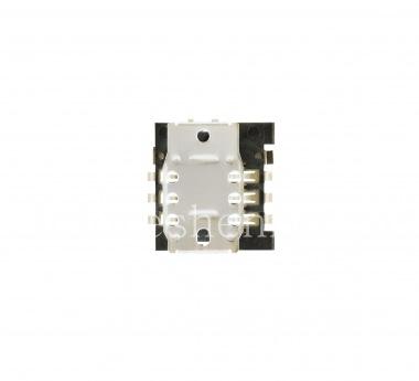 Купить Разъем для сим-карты (SIM-card Connector) T9 для BlackBerry