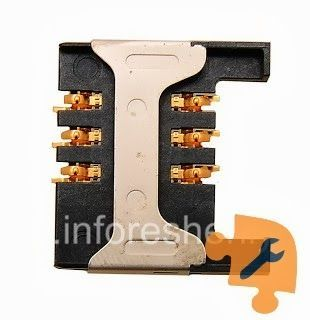 Buy Replacing the SIM card connector