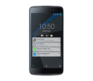 "BlackBerry DTEK50: большой 5.2""-экран, защищенный от царапин"