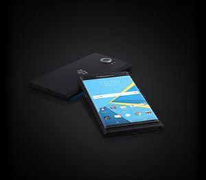 BlackBerry Priv: красивый и высокотехнологичный экран