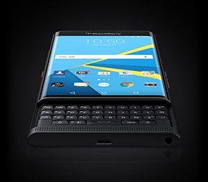 BlackBerry Priv: выдвижная физическая клавиатура