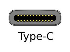 Кабель типа USB Type C