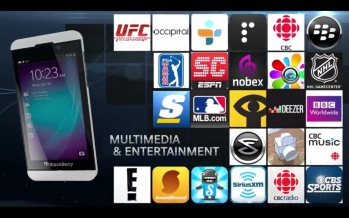Программы для BlackBerry 10