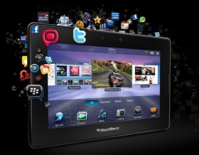 Программы для BlackBerry Tablet OS