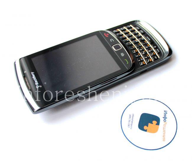 Manual blackberry torch 9800 6. 0 guías smart.