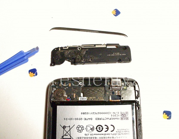 Разборка BlackBerry DTEK60/ Инструкция: Готово.