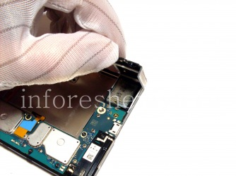 Ремонт и разборка BlackBerry
