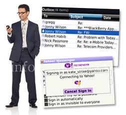 Купить Подключение BlackBerry Internet Service (BIS) на существующий абонентский номер