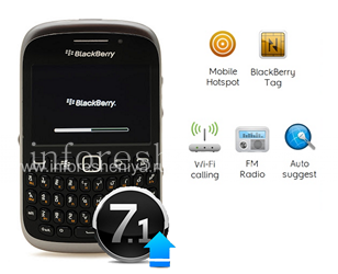 Buy Updating the operating system BlackBerry (firmware)