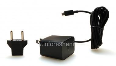 Купить Оригинальное сетевое зарядное устройство Travel Charger 1.8A для BlackBerry