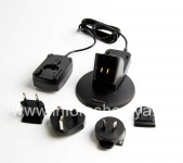 Original Dock Power Station for BlackBerry, The black