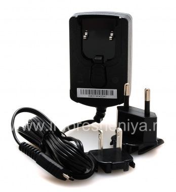 Купить Оригинальное сетевое зарядное устройство с разъемом MicroUSB для BlackBerry