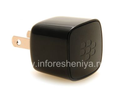 "Buy Asli Pengisian AC Adapter ""Micro"" 750mA USB Power Plug Charger untuk BlackBerry"