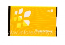 I original C-M2 Battery BlackBerry, orange