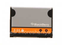 Batterie d'origine F-S1 pour BlackBerry, Gris / Orange