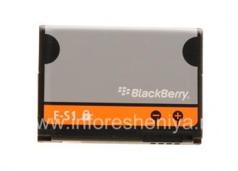 Оригинальный аккумулятор F-S1 для BlackBerry, Серый/Оранжевый