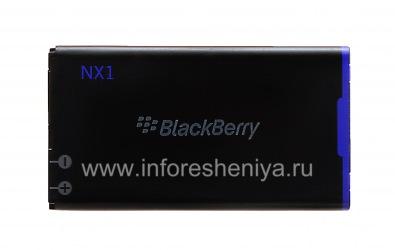 Оригинальный аккумулятор N-X1 для BlackBerry, Черный