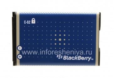 Аккумулятор C-S2 (копия) для BlackBerry, Синий, версия 1