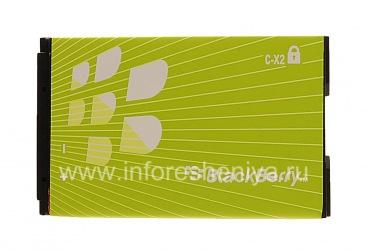 Аккумулятор C-X2 (копия) для BlackBerry, Зеленый