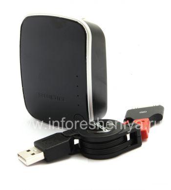 Фирменное универсальное портативное зарядное устройство Seidio Charging Vault Kit для BlackBerry