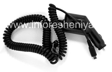 Buy Original car charger connector MiniUSB for BlackBerry