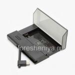 Зарядное устройство для аккумулятора N-X1 для BlackBerry (копия), Черный