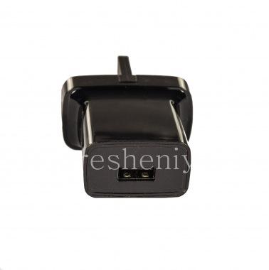 Купить Оригинальное сетевое зарядное устройство повышенной силы тока 2000mA для BlackBerry